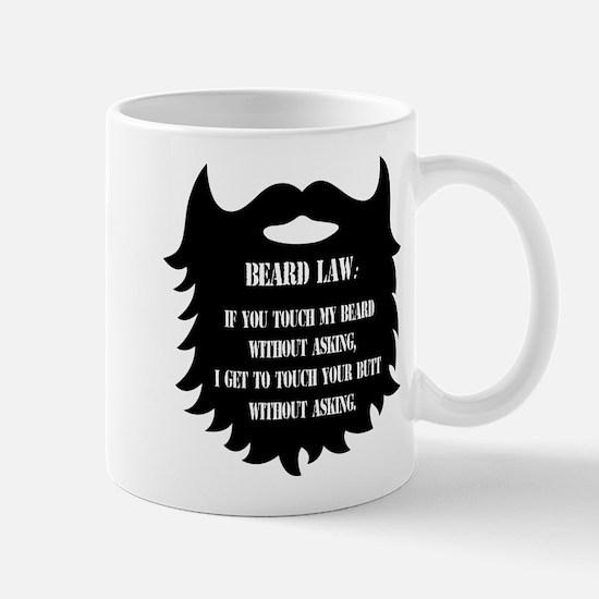 Beard Law Mugs