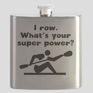 I Row Super Power Flask