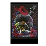 alone - Sickle Cell Art Postcards (8)