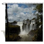 Brazil Waterfalls Shower Curtain