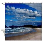 Brazil Beach Shower Curtain