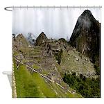 Machu Pichu Shower Curtain