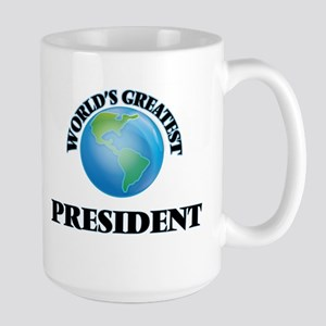 World's Greatest President Mugs