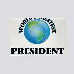 World's Greatest President Magnets