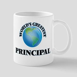 World's Greatest Principal Mugs