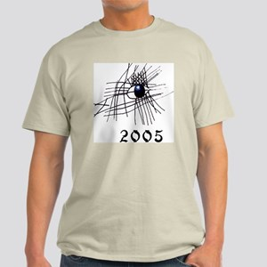 Year of The Rooster Ash Grey T-Shirt