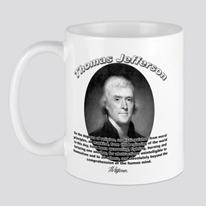 Thomas Jefferson 17 Mug