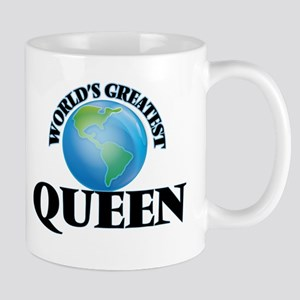 World's Greatest Queen Mugs