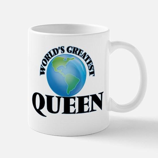 World's Greatest Queen Mugs
