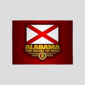 Alabama (f15) 5'x7'Area Rug