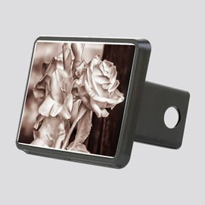 Infrared Bouquet Rectangular Hitch Cover