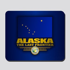 Alaska Flag Mousepad