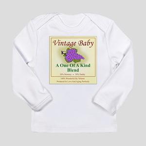 vintage baby Long Sleeve T-Shirt