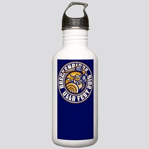 UllrFest 2015 Blue Stainless Water Bottle 1.0L