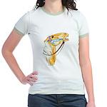 Herschell Stargazer Horse Jr. Ringer T-Shirt