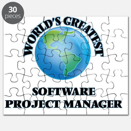 Cute Project manager software engineer Puzzle