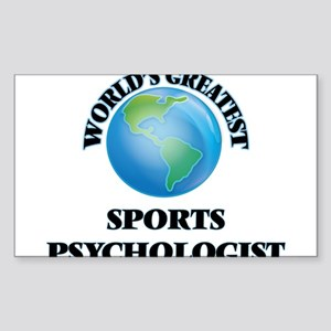 World's Greatest Sports Psychologist Sticker