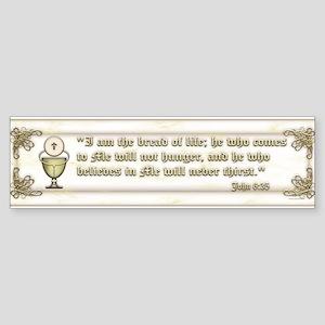 Sacraments Sticker (Bumper)