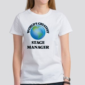 World's Greatest Stage Manager T-Shirt