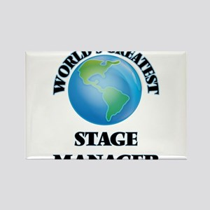 World's Greatest Stage Manager Magnets