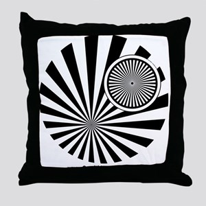 Focus Chart Goodthingsmanship.com Throw Pillow