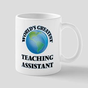World's Greatest Teaching Assistant Mugs