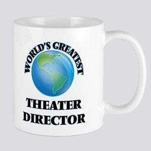 World's Greatest Theater Director Mugs