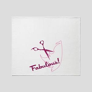 Fabulous! Throw Blanket