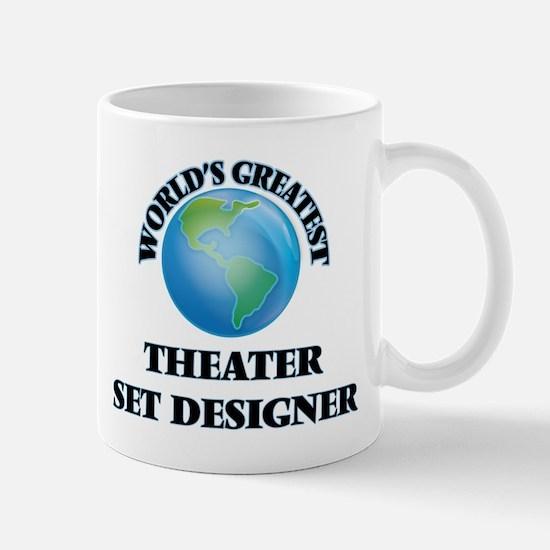 World's Greatest Theater Set Designer Mugs
