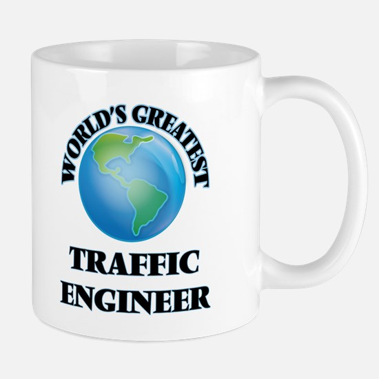 World's Greatest Traffic Engineer Mugs