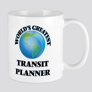 World's Greatest Transit Planner Mugs
