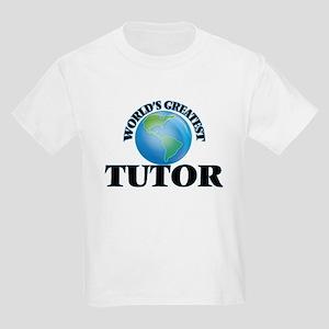 World's Greatest Tutor T-Shirt