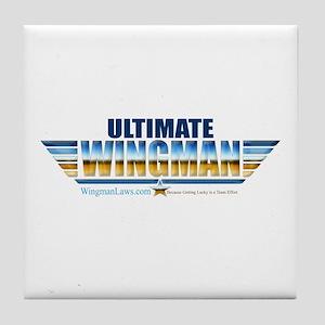 Ultimate Wingman Tile Coaster