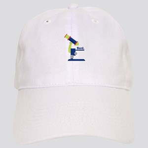 Science Nerd Baseball Cap