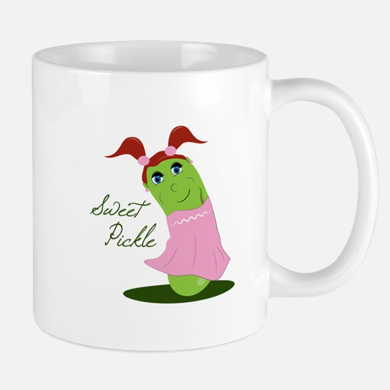 Sweet Pickle Mugs