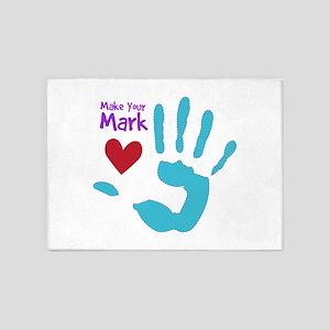 Make Your Mark 5'x7'Area Rug