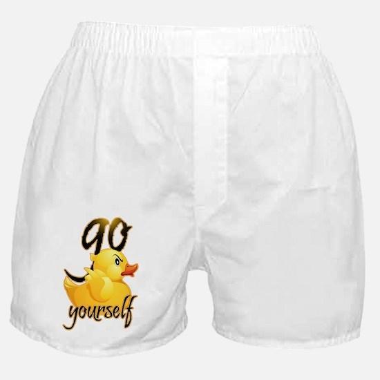 Unique Duck Boxer Shorts