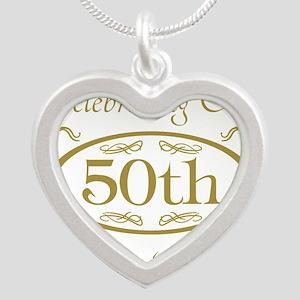 50th Wedding Anniversary Necklaces
