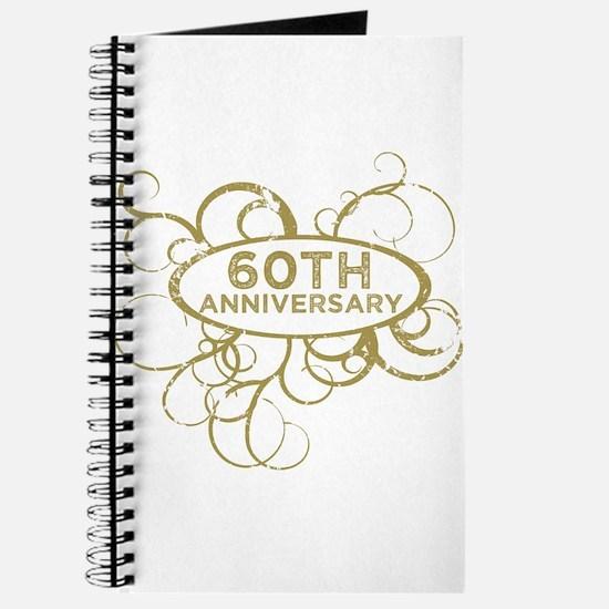Funny 60 year anniversary Journal