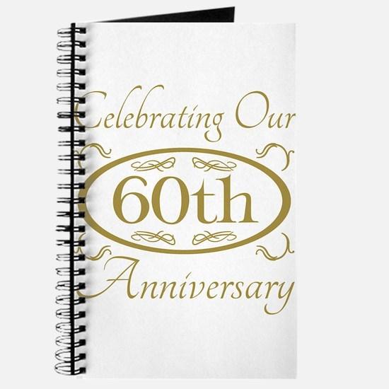 Cute 60 year anniversary Journal