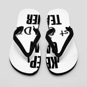 Let the 1st Grade Teacher handle it Flip Flops