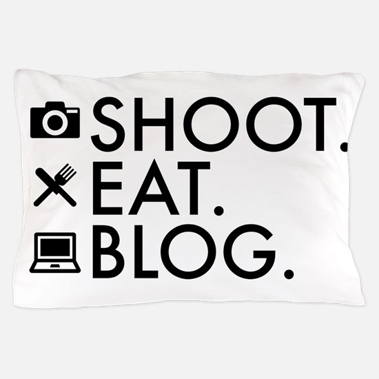 Unique Blog Pillow Case