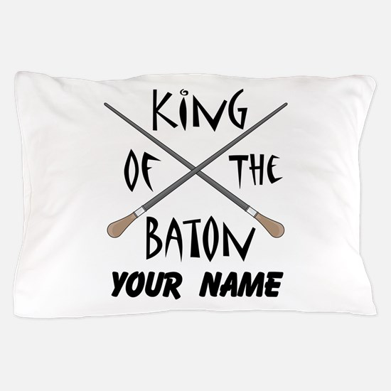 Funny Music Conductor Director Pillow Case