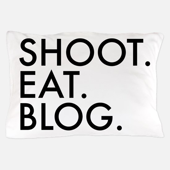 Funny Blog Pillow Case