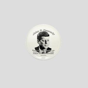 John F. Kennedy 01 Mini Button