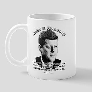 John F. Kennedy 01 Mug