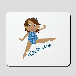 Take The Leap Mousepad