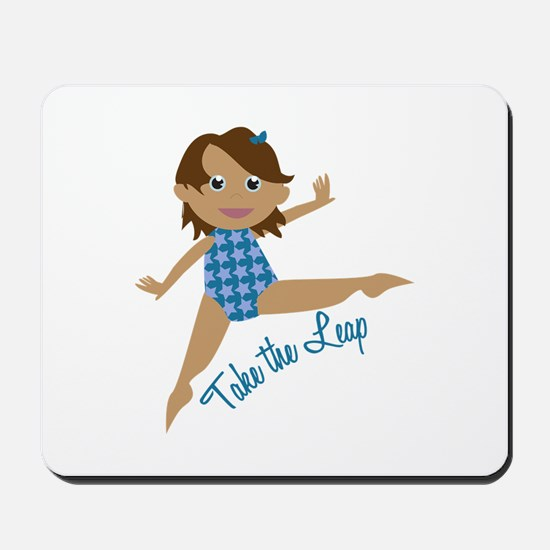 Take The Leap Mousepad