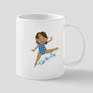 Take The Leap Mugs