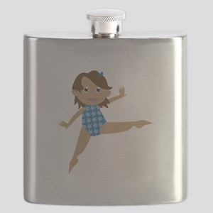 Gymnast Flask